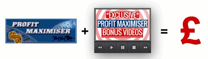 Get Your Profit Maximiser Bonus Videos Today!
