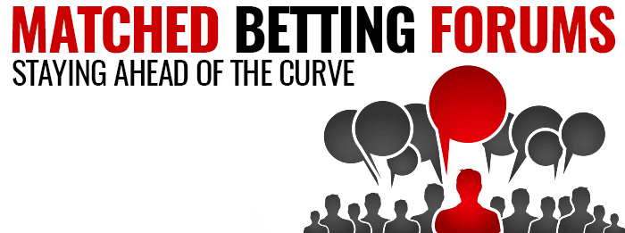 Matched Betting Forums: Staying Ahead of the Curve