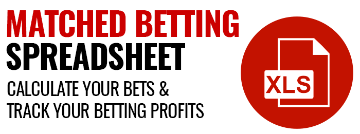 Matched Betting Calculator - Matched Betting Spreadsheet